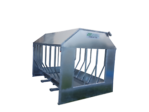 Bale feeder (Ultimate bale saver)