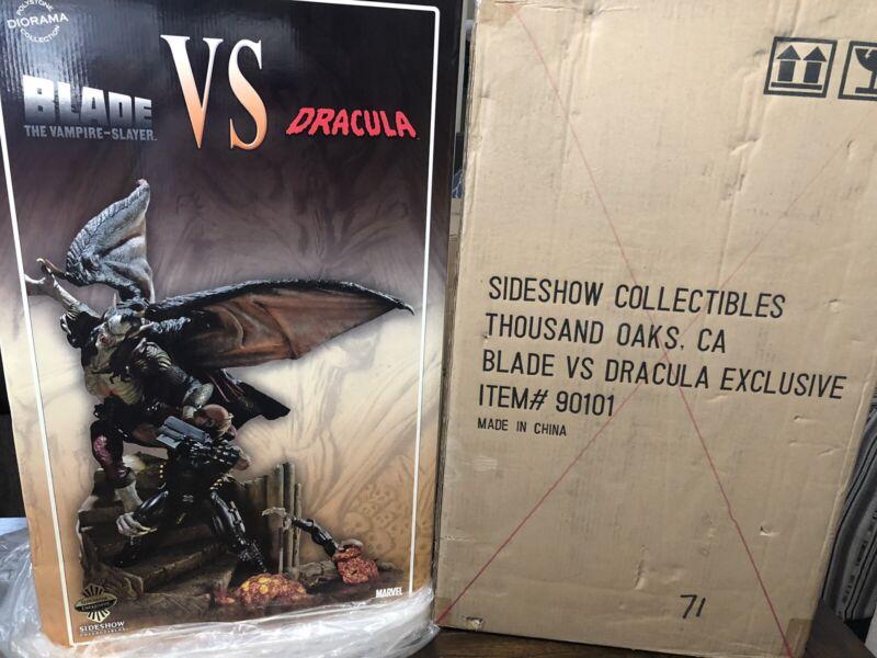 Sideshow Blade Vs Dracula Exclusive # 71/400