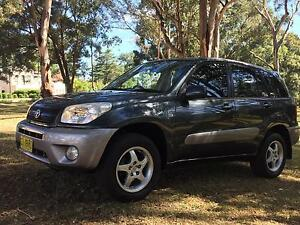 2003 TOYOTA RAV4 AUTOMATIC AWD WAGON Oatlands Parramatta Area Preview