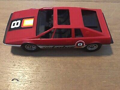 Testors 1022 Lotus Esprit red variant vintage car