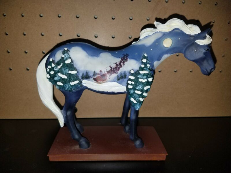 """The Trail of Painted Ponies """"Twas the Night Before Christmas"""" 2E /4187"""