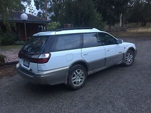 Subaru outback Gruyere Yarra Ranges Preview