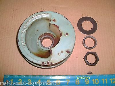 Detroit Diesel Accessory Pulley 5121109 Balanced 6v53 Engine 2 Groove
