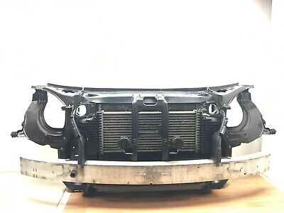 Mercedes W164 Frontmaske Stoßstangenträger mit LADELUFT KÜHLER SET A2515840526