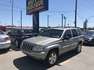 Jeep Grand Cherokee Limited 4 portes, quatre roues motrices