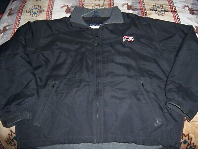 Ruud Heating Air Water Heater Jacket Mens Large Fleece Lined