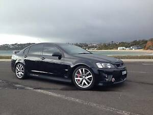 2008 (MY 09) HSV Clubsport Sedan Mount Martha Mornington Peninsula Preview