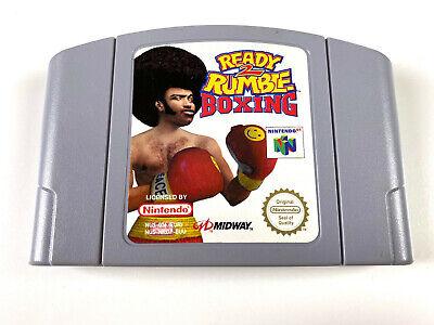 Ready 2 Rumble Boxing - N64 Nintendo 64 PAL EUR