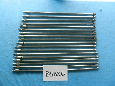 Zimmer Surgical Orthopedic Cannulated Flexible Reamers Lot Of 18
