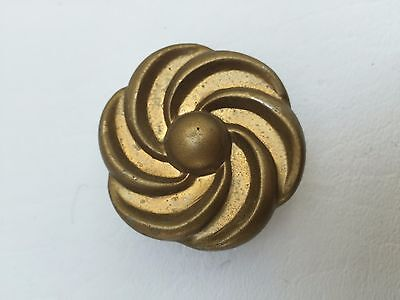 Antique Hardware Vintage French Provincial Mid Century Modern MCM Drawer Pull 5