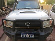 2011 Toyota LandCruiser LC76 Welshpool Canning Area Preview