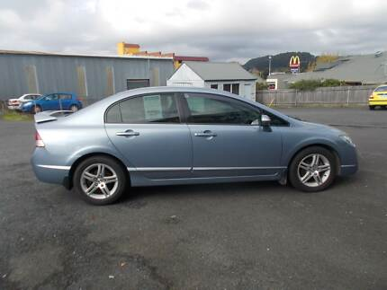 2006 Honda Civic Sedan Devonport Devonport Area Preview