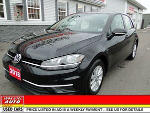 2018 Volkswagen Golf you're approved   $77.93 a week tax inc. Tr