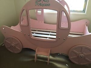 Single bed princess carriage Crestmead Logan Area Preview