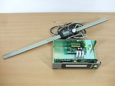 Mitutoyo Sd-45b 572-424 Linear Scale Sd-d1 572-001 Indicator Display