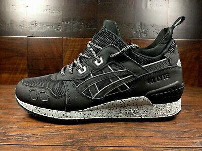Asics GEL-LYTE MT (Black / Grey Reflective) Sneaker Boot [H6K1L-9090] Mens