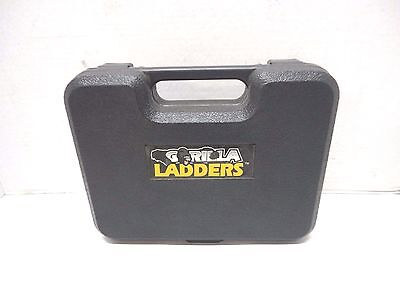 Gorilla Aluminum Ladders 4 In 1 Static Hinge Kit With Storage Case Instruction