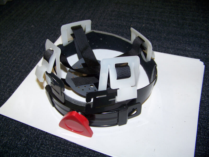 Pyramex 4 Point Ratchet Suspension Helmet Liner 50 ea. New