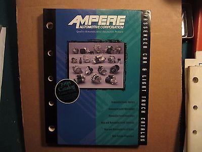 1998 Ampere rblt starter alternator generator voltage regulator solenoid catalog