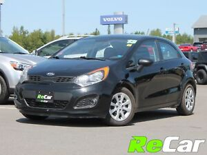2013 Kia Rio LX+ AIR | HEATED SEATS | ONLY $44/WK TAX INC. $0...