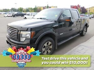 2011 Ford F-150 FX4 3.5l v6 Ecoboost with extended bed and lo...