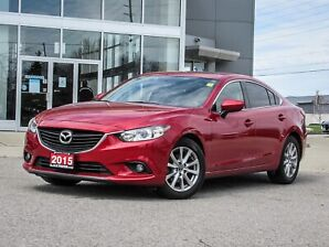 2015 Mazda Mazda6 GS LUXURY PKG