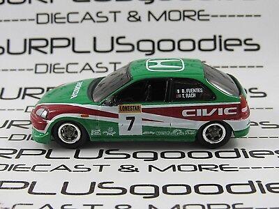 Johnny Lightning 1:64 LOOSE Collectible Rally Race 2000 HONDA CIVIC Hatchback #7, używany na sprzedaż  Wysyłka do Poland
