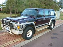 Nissan Patrol Wagon 4.2 lt Turbo Diesel McKail Albany Area Preview