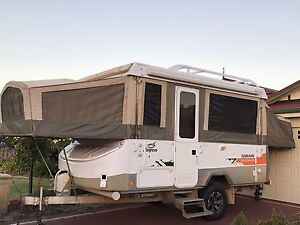 2011 Jayco Swan Outback Camper Trailer Canning Vale Canning Area Preview