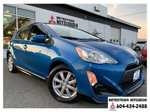 2017 Toyota Prius c Upgrade package; Local & No accidents!