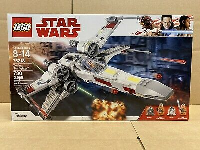 LEGO Star Wars - 75218 - X-Wing Starfighter - NEW - SEALED - FREE SHIPPING
