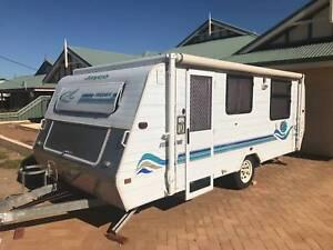 Jayco Freedom Caravan