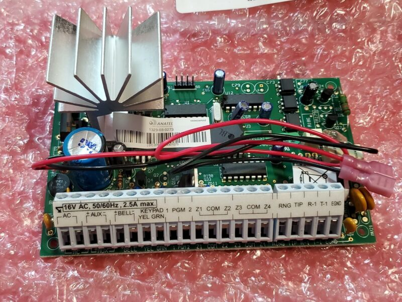 DSC Security systems PC585 board