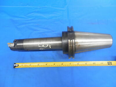 Parlec Cat50 Modular Tool Holder C50-pc4-6 With Twin Bore Boring Head Pc4-4405