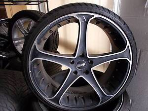 """22"""" ADVANTI GAUNTLET ALLOYS  & TYRES, HOLDEN, COMMODORE, VE VF. Ferntree Gully Knox Area Preview"""