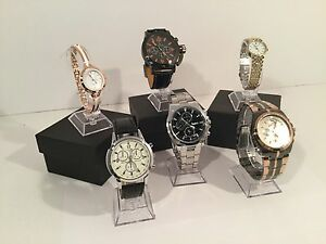 Men' and Ladies Quartz Watch Clearance.  2 for $30