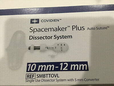 Covidien Spacemaker Plus 10mm-12mm Ref Smbttovl