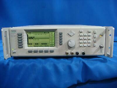 Anritsu 69317b 0.1 Hz To 8.4 Ghz Rf Generator With Options 1 11 15b 2a