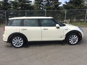 2017 Mini Cooper S Clubman All4 (Low Kms)