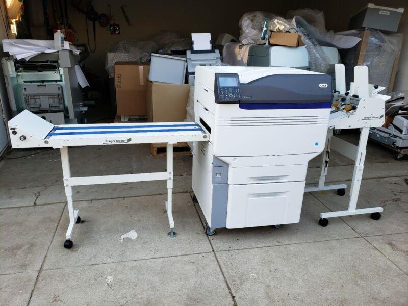 OKI C931e  envelope printer Beautiful,Perfect