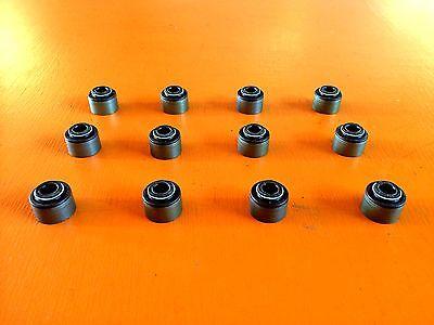 92-06 FITS DODGE RAM 1500 JEEP WRANGLER  3.9  4.0 OHV L6 V6 12V VALVE STEM SEALS
