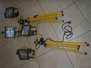 2 X 1000 watt SPOTLIGHTS / WORK LIGHTS Redland Bay Redland Area Preview