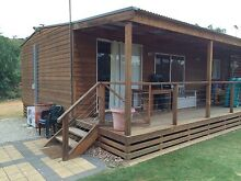 Fully furnished riverside cabin for sale, Punyelroo caravan park Punyelroo Mid Murray Preview