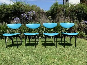 Grant Featherston Mid Century Scape Dining Chairs Vintage