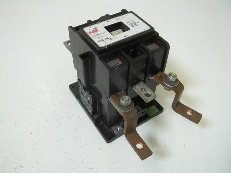 ABB EHD280 CONTACTOR *USED*