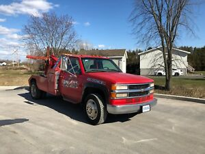 Gmc 3500 HD towing