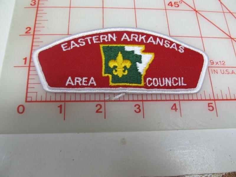 Eastern Arkansas Area Council CSP collectible PB patch (o34)