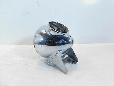2003 03 Victory V92 Classic Cruiser Chrome Headlight Headlamp Housing Bucket