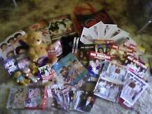 One Direction bulk lot DVDs, books, jewellery, cards, posters & m Banyo Brisbane North East Preview