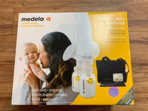 MEDELA PUMP IN STYLE ADVANCED ON THE GO TOTE (VQ1001877)